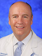 Photo of James McInerney, MD, professor of neurosurgery